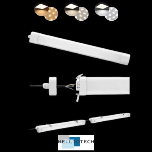 Etanche gamme TCPM CDE Lighting