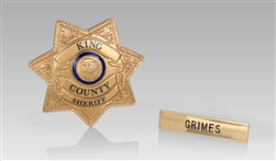 Gentle Giant Offers Walking Dead Sheriff Grimes Replica Prop Badge