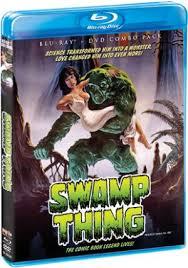 swamp thing blu ray