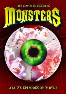 Monsters the complete series