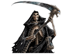 Horror in a Hundred – The Grim Reaper by Sheldon Woodbury