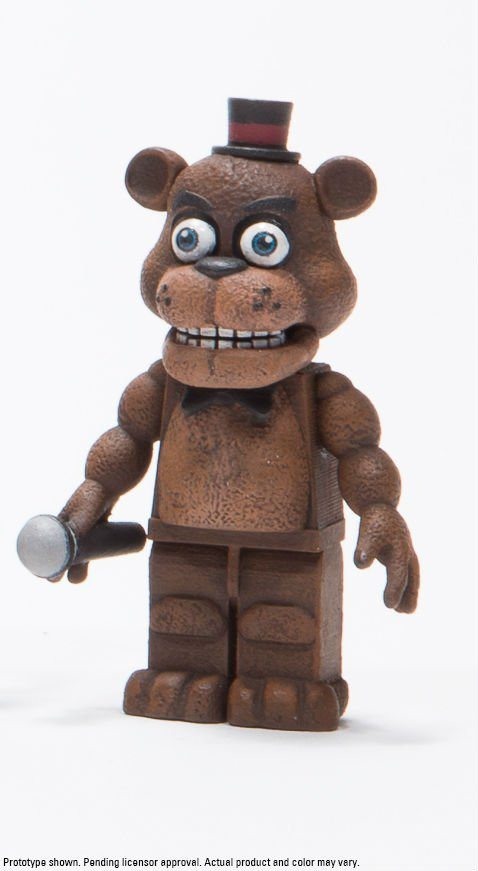 5 Nights At Freddy Toys : Mcfarlane tackles toys from five nights at freddy s