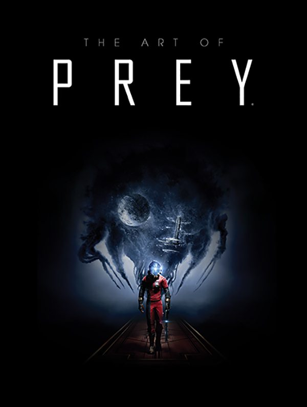 Bethesda Softworks and Dark Horse to Publish 'The Art of Prey'