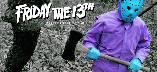 Enjoy the NES 'Friday The 13th' Fan Film!