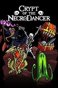 'Crypt of the NecroDancer' Now Available on Xbox One with Exclusive New OST from Chipzel!
