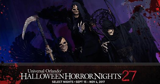 Early Details on 'Universal Orlando's Halloween Horror Nights 27'