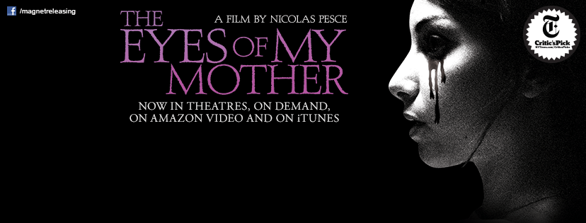 This March You Can Take Home 'The Eyes Of My Mother'