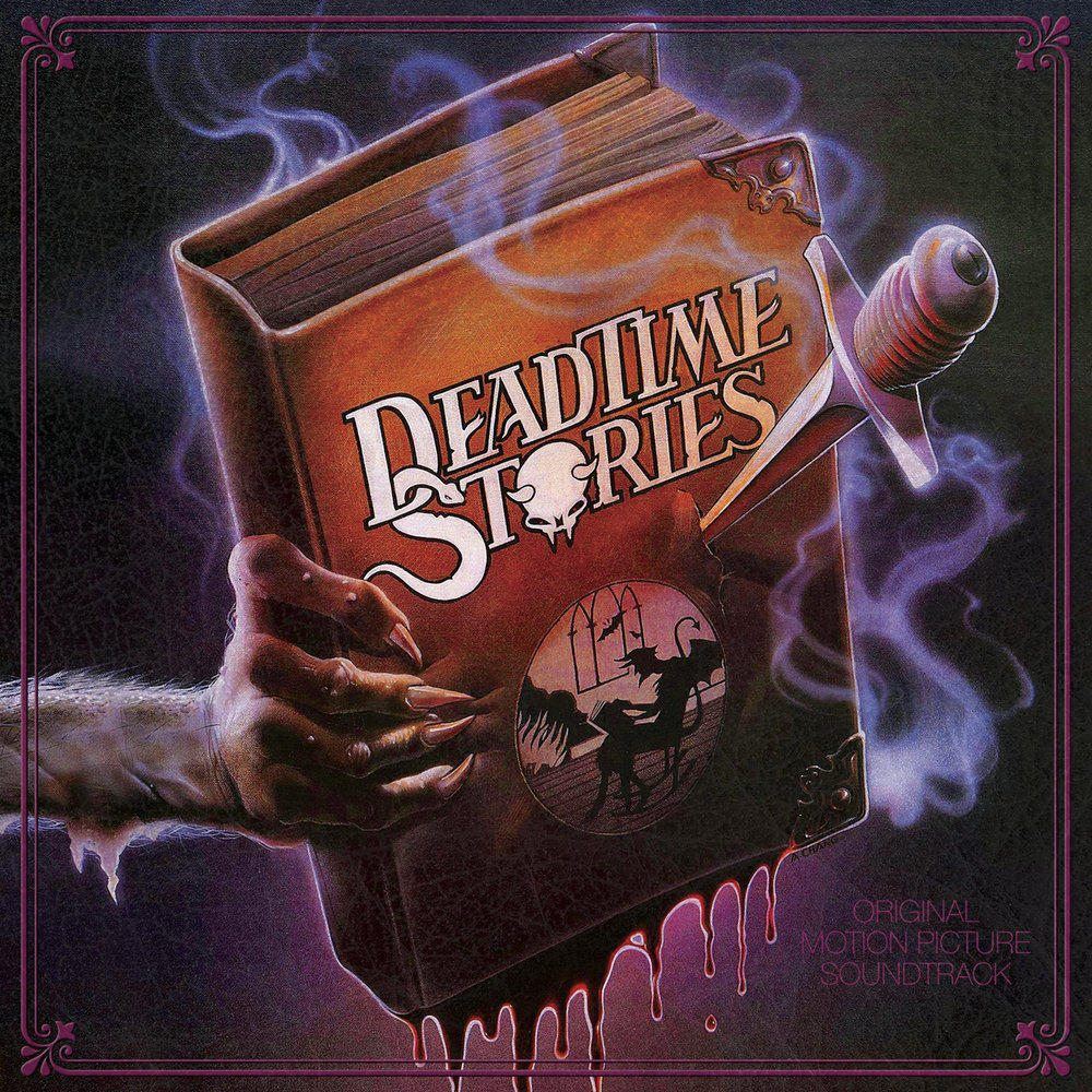 'Deadtime Stories' is Getting a Vinyl Soundtrack Release!