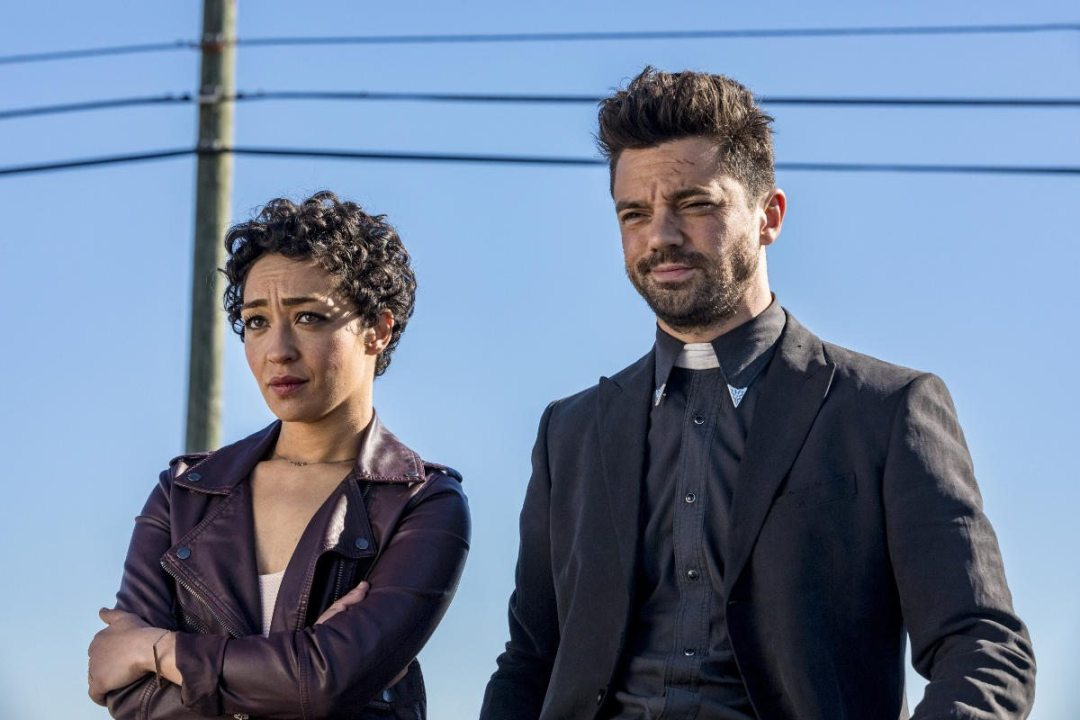 New Photos and Details from 'Preacher' Season 2!