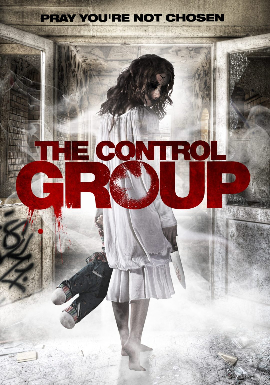 Brad Dourif Leads 'The Control Group' on iTunes and Digital HD Today