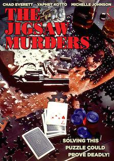 The Jigsaw Murders – Blu-ray/DVD Release on May 30th, 2017