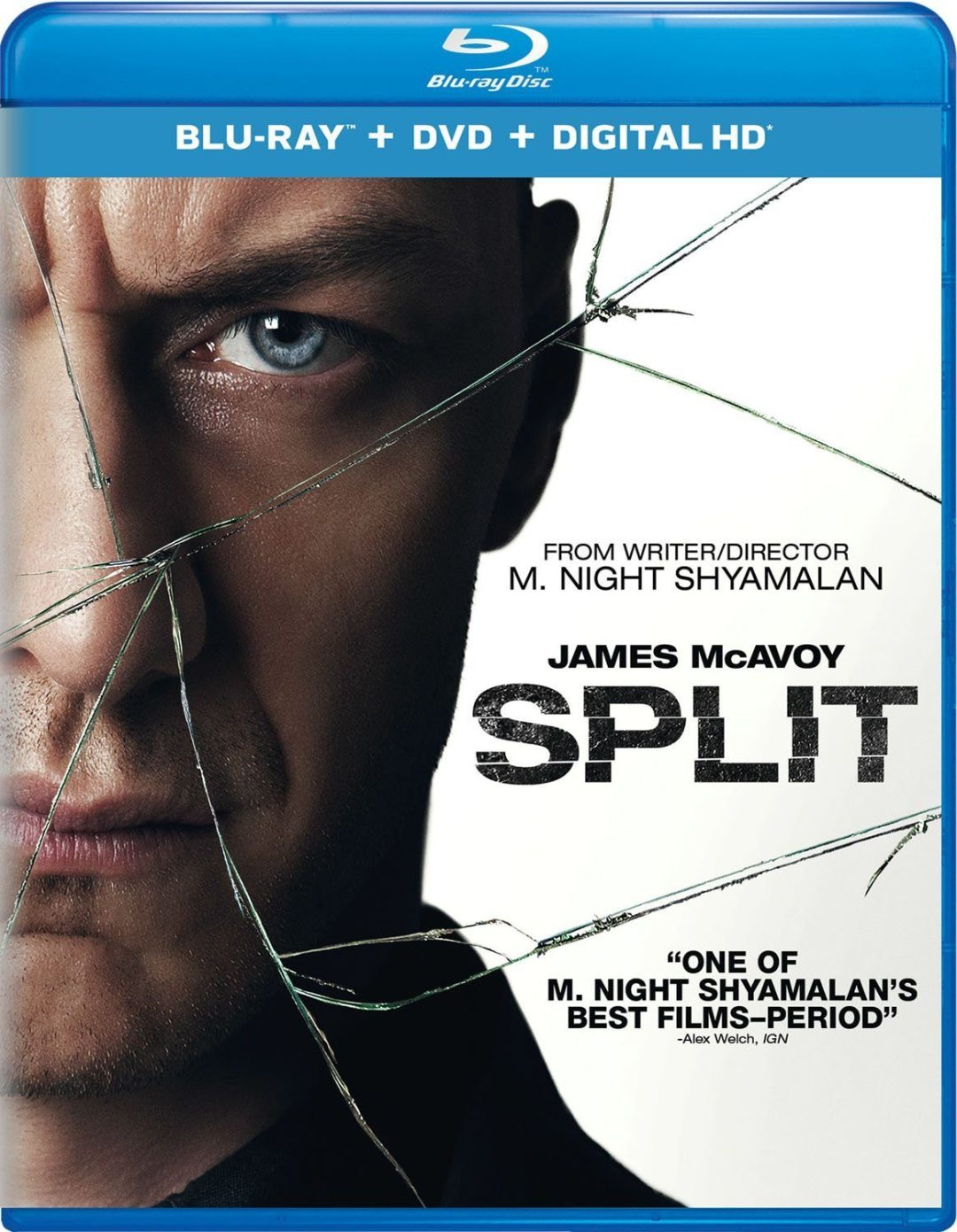 Split – Blu-ray/DVD Review
