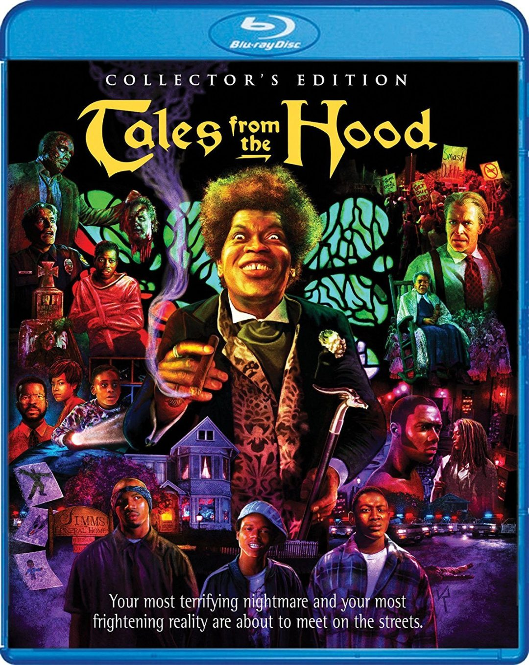 Tales from the Hood – Blu-ray/DVD Review