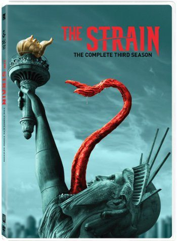 The Third Season Of 'The Strain' Comes This June With A Ton Of Extras!