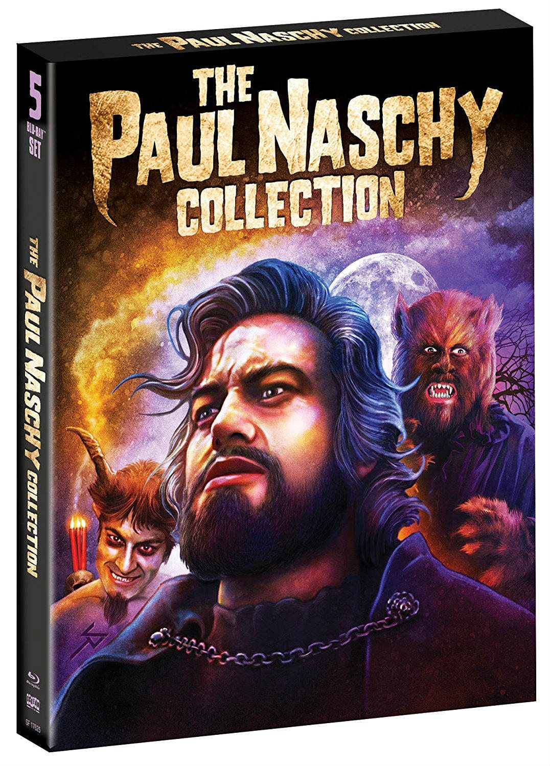 Full Details Are Out For The Paul Naschy Collection