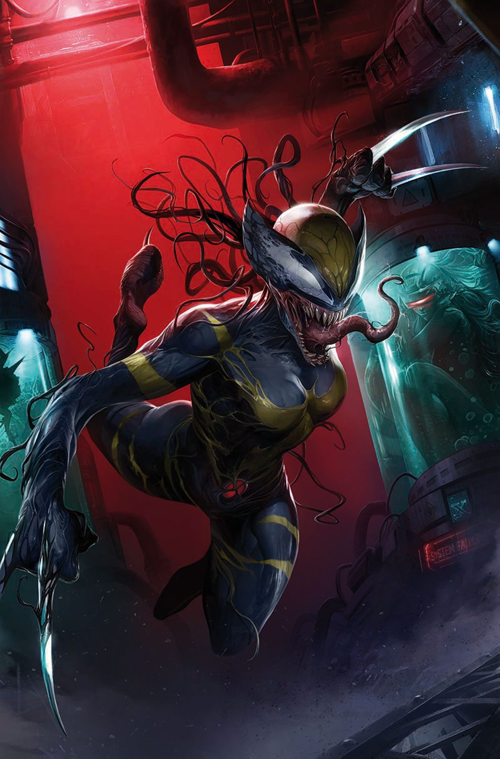 Prepare To Be VENOMIZED: Your First Look at 'Edge of Venomverse #1!'