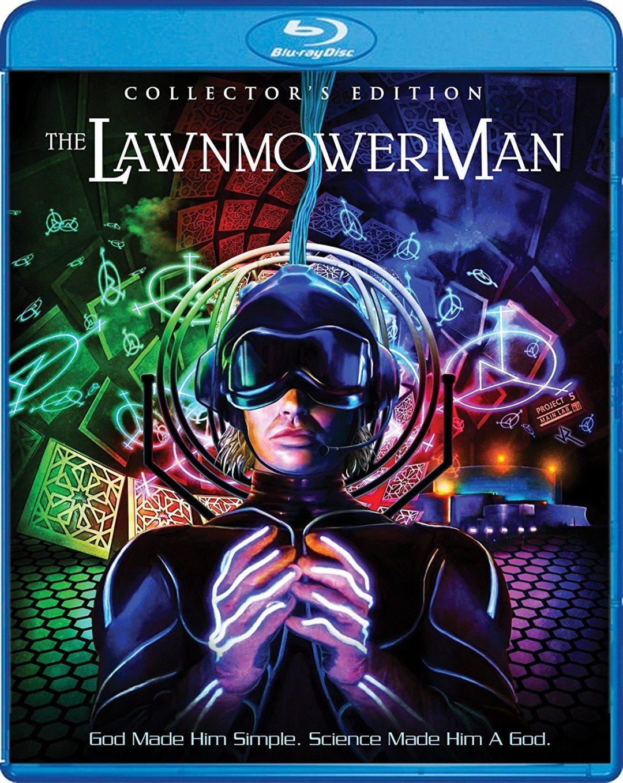 Lawnmower Man – Blu-ray/DVD Review