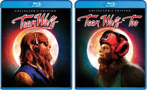 'Teen Wolf' and 'Teen Wolf Too' Collector's Editions Details