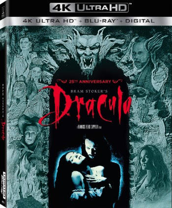 'Bram Stoker's Dracula' is Getting a 25th Anniversary 4K Edition Release