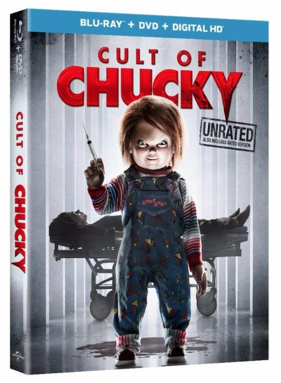 'Cult of Chucky' Will Premiere on August 24th at Horror Channel's FrightFest 2017!