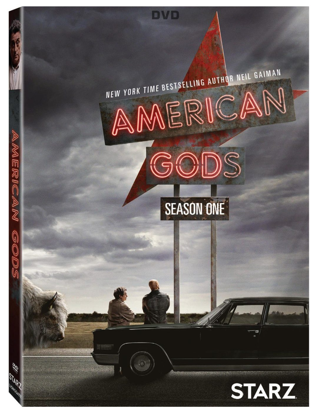 This October You Can Take Home 'American Gods!'
