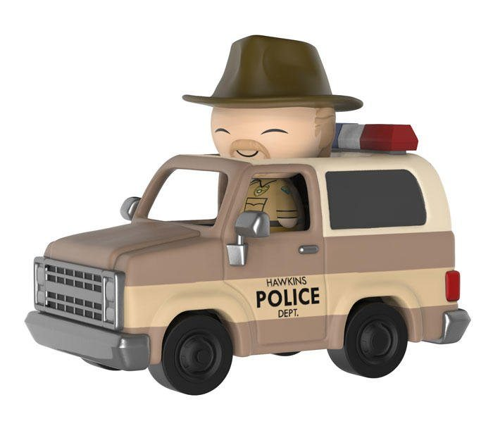 Dorbz Ride is Giving Us 2 Awesome New 'Stranger Things' Rides!