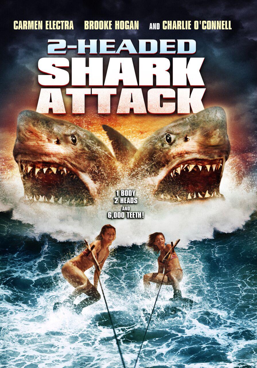 Cinemark + The Asylum Present: '2 Headed Shark Attack'
