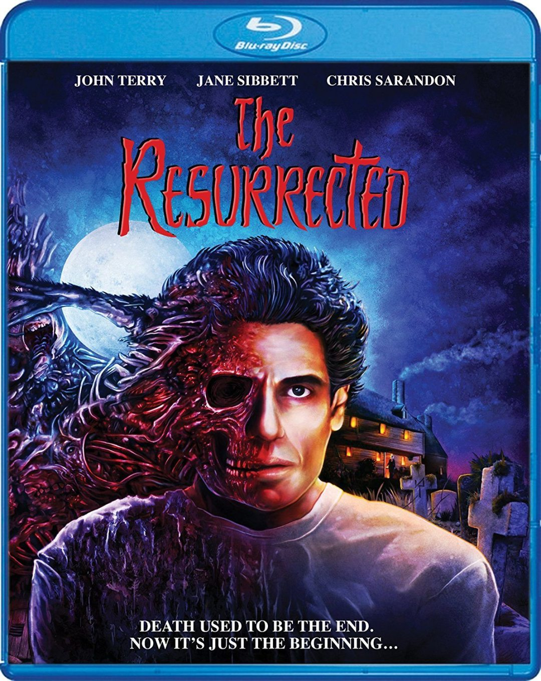 The Resurrected – Blu-ray Review