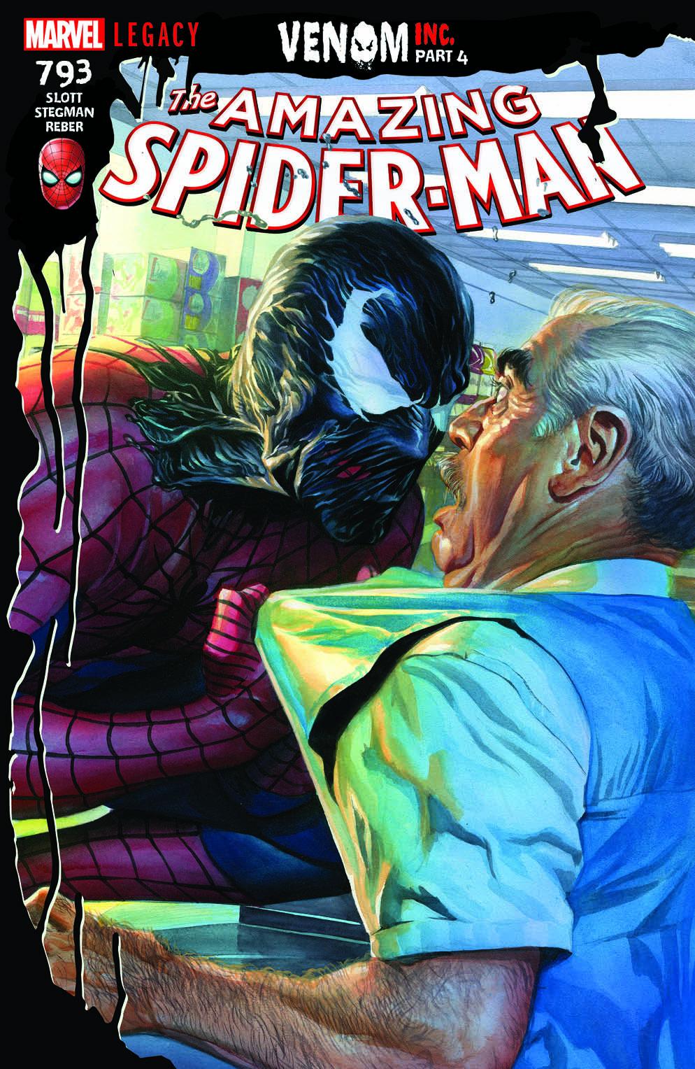 'Venom Inc' Arrives in the Marvel Universe!