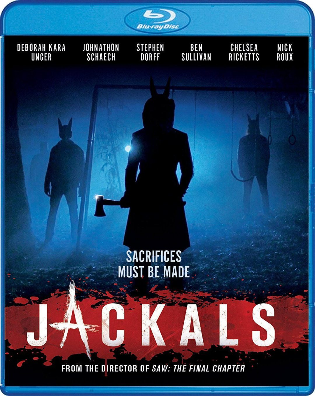 You Can Play with the 'Jackals' in October!