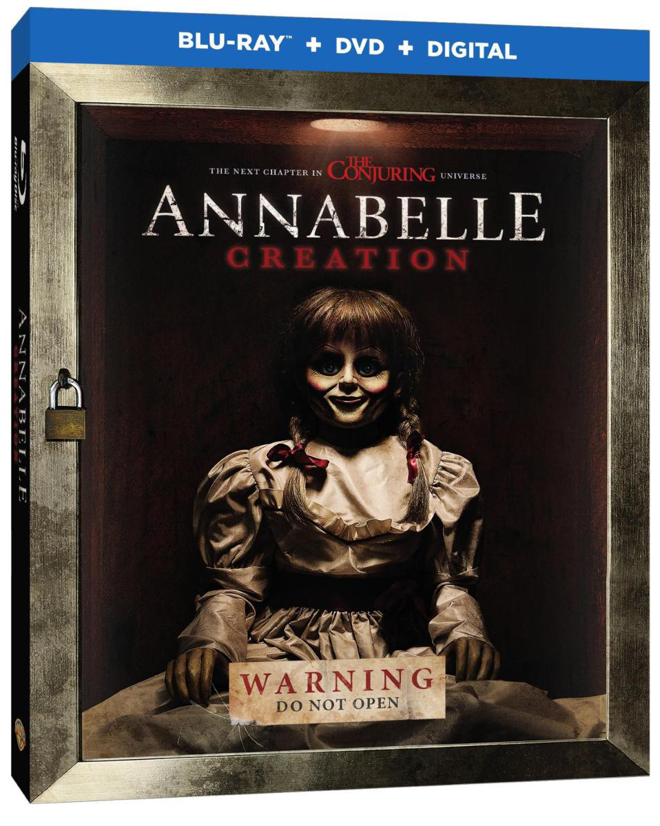 You Can Take 'Annabelle: Creation' Home Later This Month!