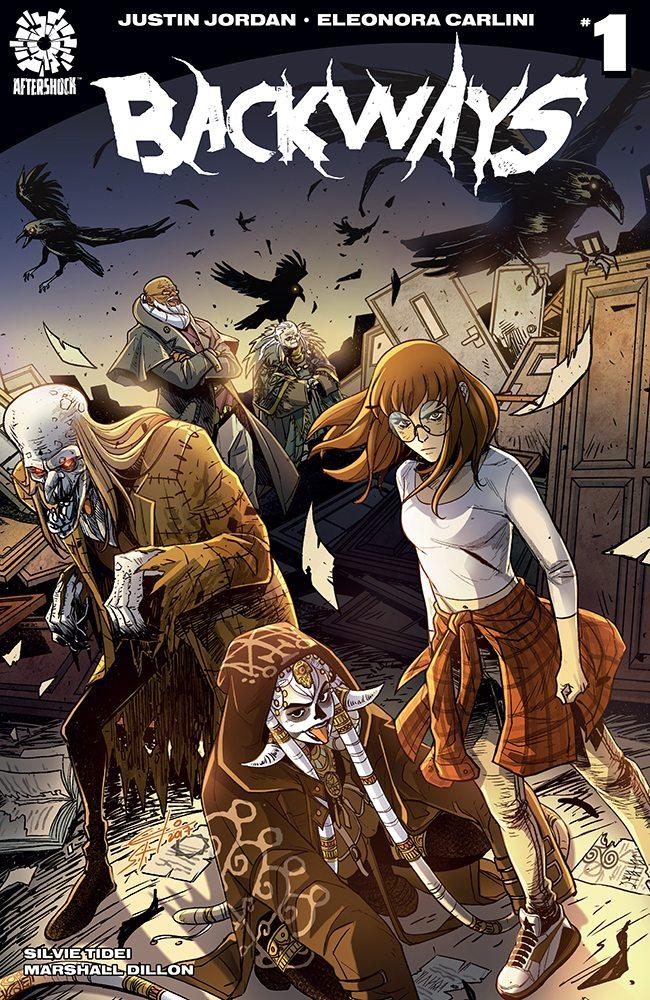 NEW AfterShock Comics Title – ScienceFiction.com