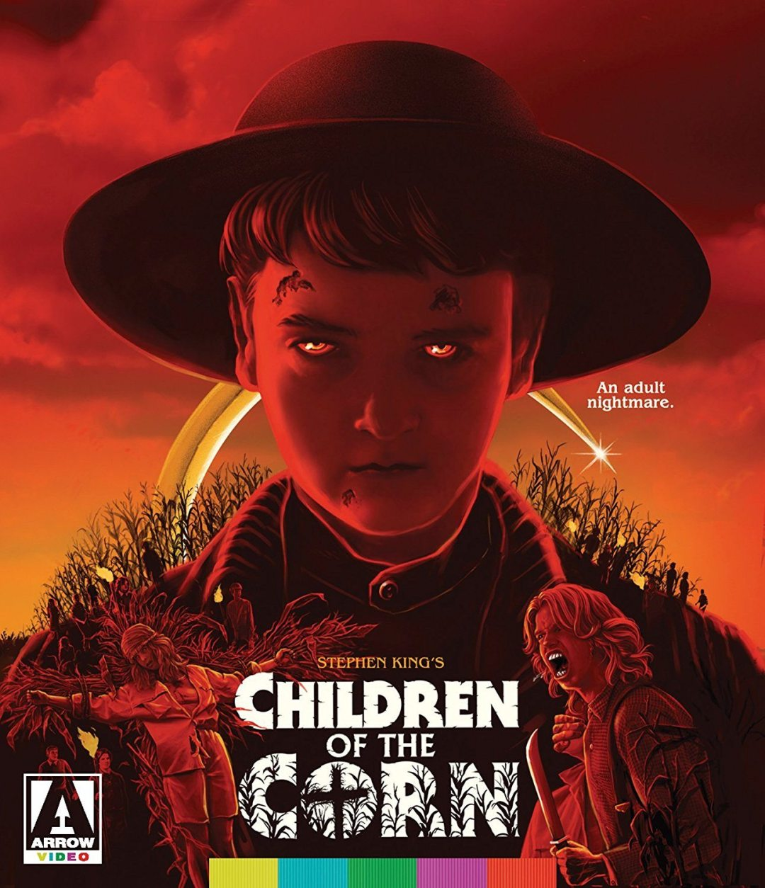 Children of the Corn – Blu-ray Review