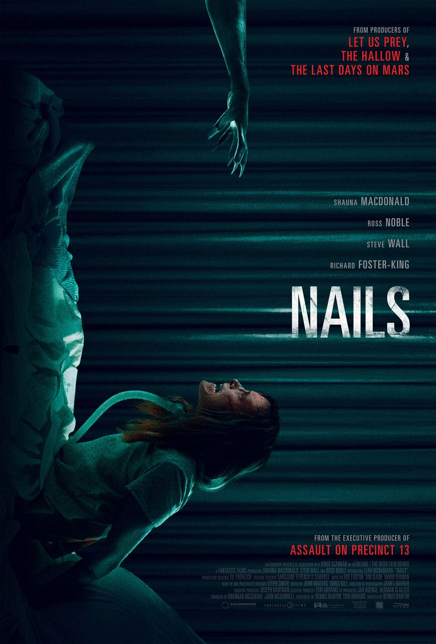 Dark Sky Film Brings 'Nails' to Theaters, VOD, and Digital Platforms This Fall