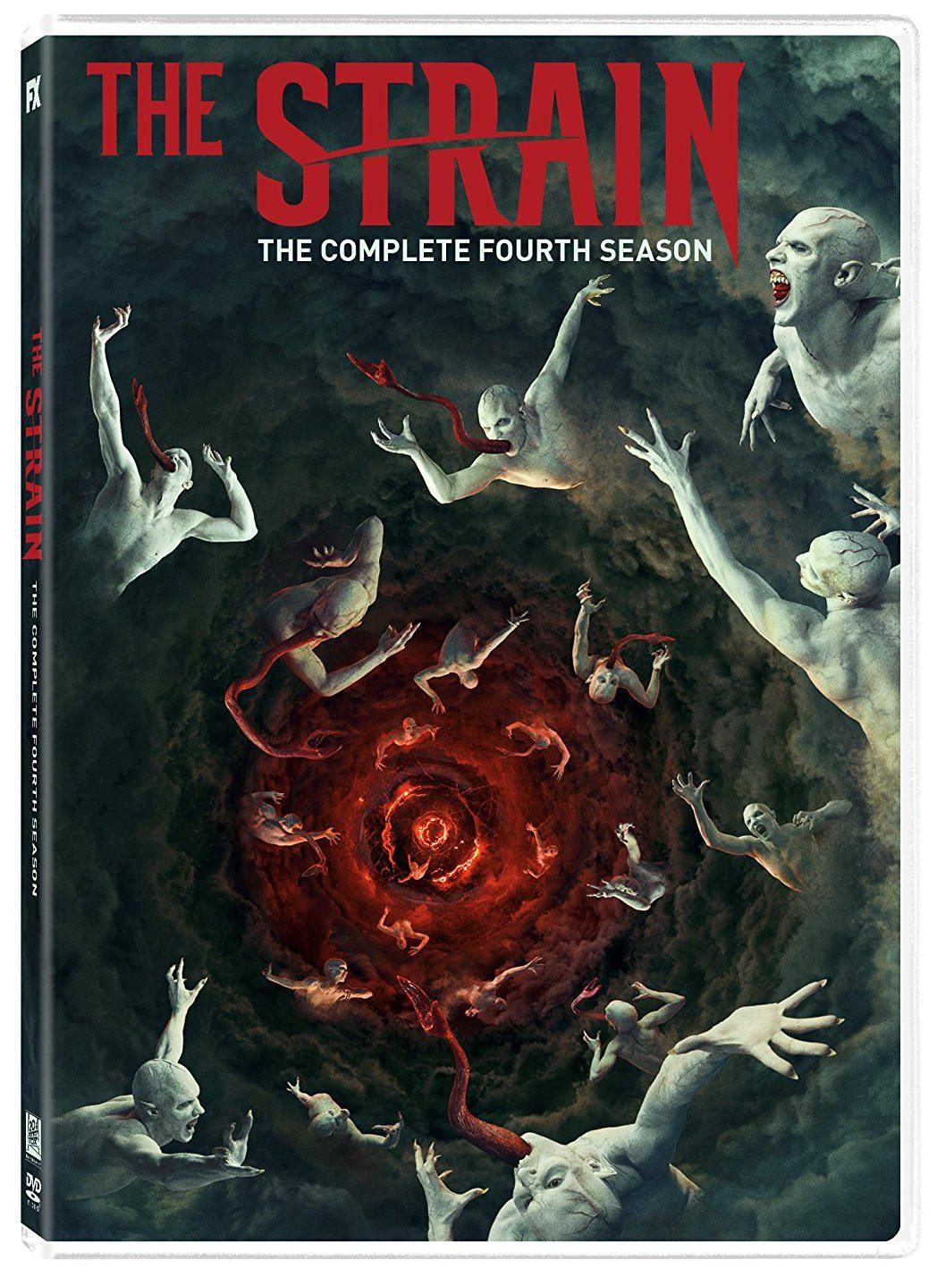 'The Strain' Fourth Season and Complete Series Box Set Release Details!