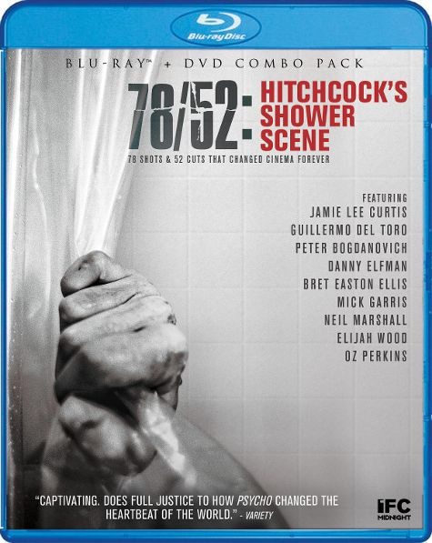 '78/52: Hitchcock's Shower Scene' is an Upcoming Documentary for Hitchcock Fans!