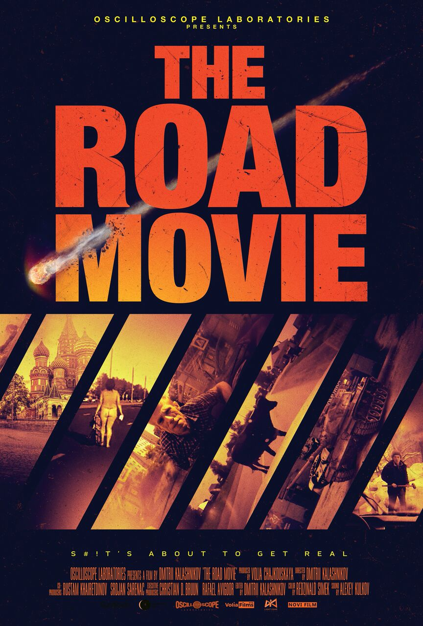 Buckle Up! The Insane First Trailer Just Dropped for Oscilloscope's 'The Road Movie!' In Cinemas January 19th!