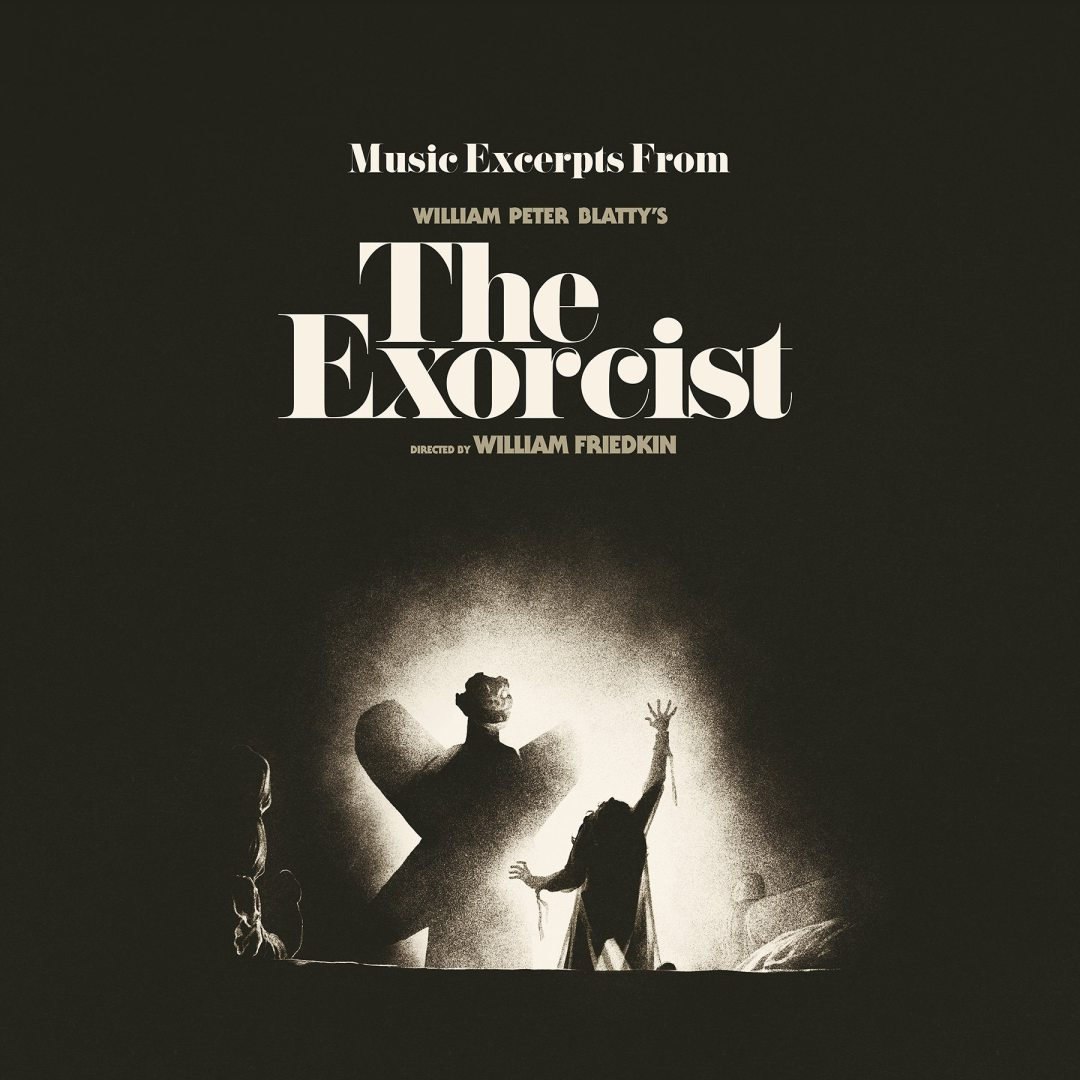 You'll Probably Want To Check Out This Vinyl Release of 'The Exorcist' Soundtrack With a Young Priest and an Old Priest