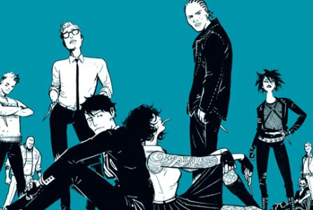 SYFY Locks Cast for 'Deadly Class' Pilot Based on the Graphic Novel