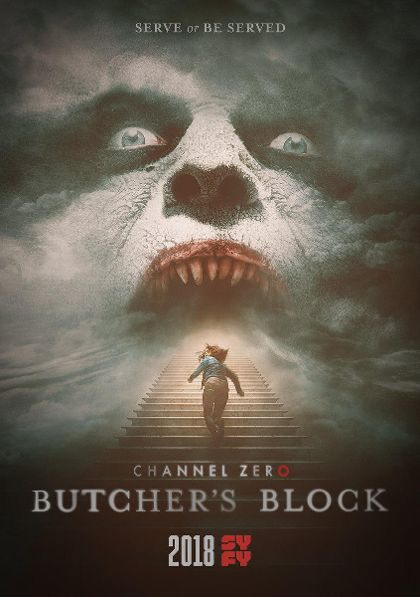 New Artwork is Out for 'Channel Zero: Butcher's Block!'
