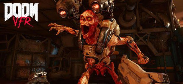 The Launch Trailer for 'Doom VFR' is Amazing!