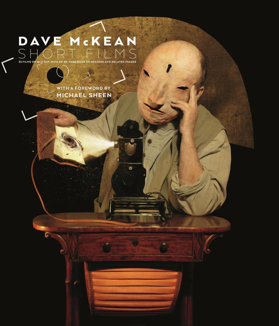 Dave McKean's Surreal Short Films Come to Dark Horse