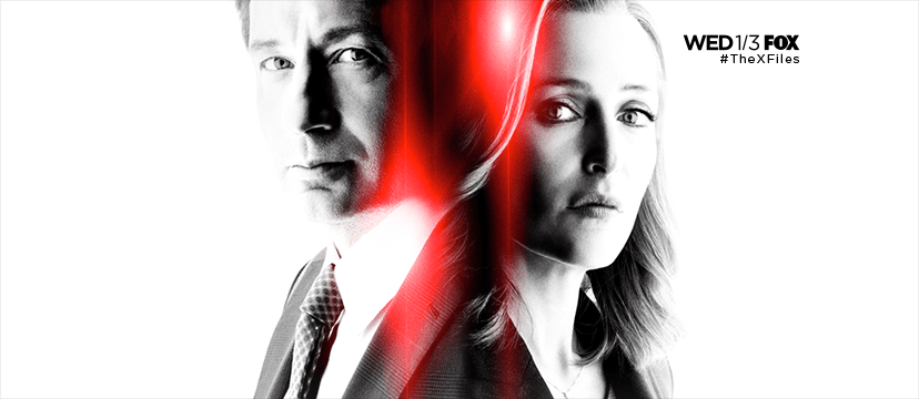 The Latest 'X-Files' Season 10 Trailer Focuses on Mulder and Scully