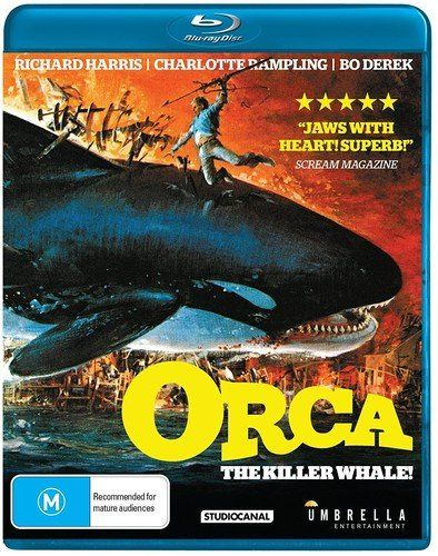 Orca – Blu-ray Review