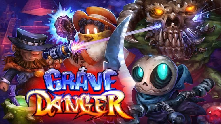 'Grave Danger: The Ultimate Edition,' with Ten New Levels is Releasing on January 25, 2018!