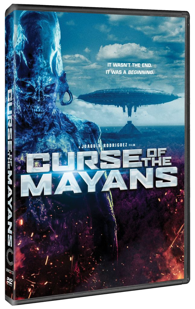 Some Treasures Should Never Be Unearthed in 'Curse of the Mayans,' Arriving on DVD/Digital HD on 3/6