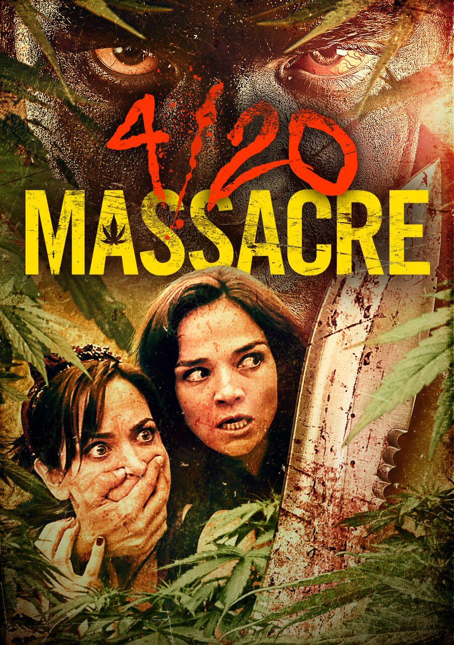 Inhale. Exhale. Scream! '4/20 Massacre' Set for April Release