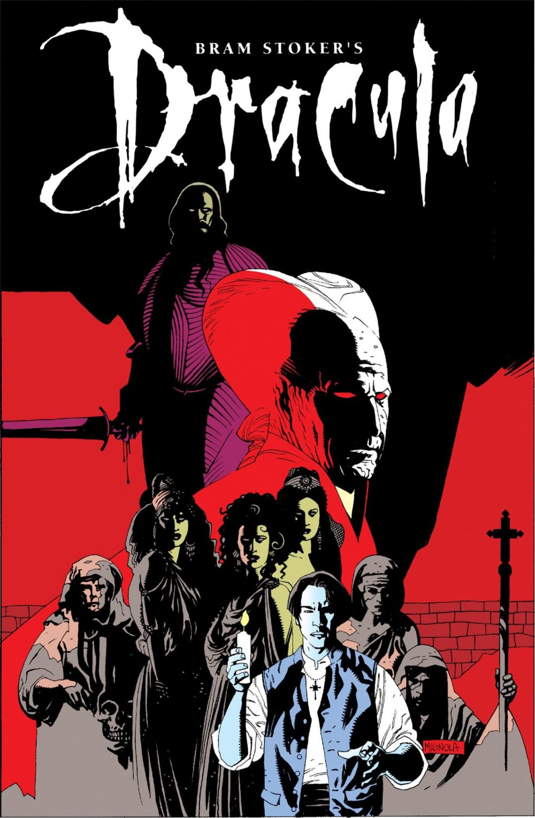 'Bram Stoker's Dracula' By Mike Mignola Returns to Print!