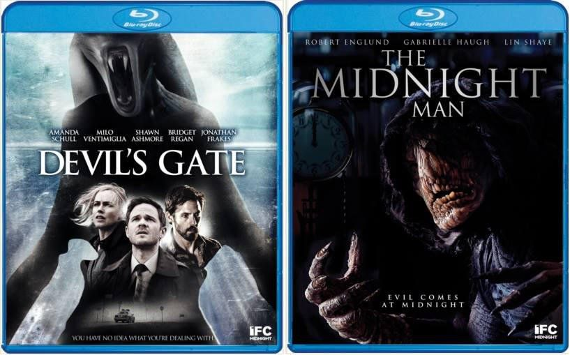 Scream Factory is Set to Bring Us 'The Midnight Man' and 'Devil's Gate'