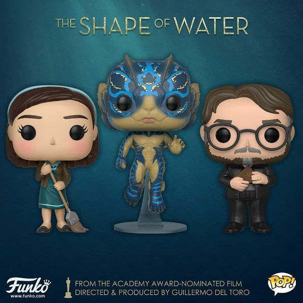 Funko Celebrates 'The Shape of Water'